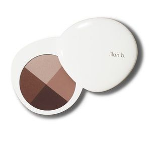 lilah b. Makeup - Brand new lilah b eyeshadow quad in brown shades